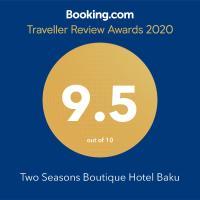 Two Seasons Boutique Hotel Baku, hotel in Baku