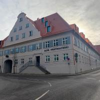 Romantik Hotel Alte Posthalterei, отель в городе Цусмарсхаузен
