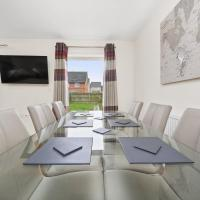 London Heathrow Living Holywell Serviced Houses - 4 bedroom 9 single beds