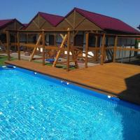 Domki letniskowe – hotel w mieście Darłowo
