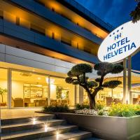 Hotel Helvetia, hotel v Lignanu Sabbiadoru