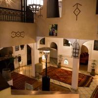 Auberge Tissadrine, hotel in Akhendachou n'Aït Ouffi
