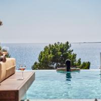 White Rocks Hotel Kefalonia, hotel in Lassi