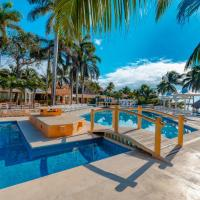 PA Beach Club & Hotel by GuruHotel, hotel en Puerto Aventuras