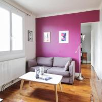Nice and calm flat in Nation at the heart of Paris - Welkeys