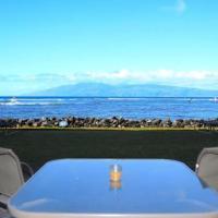 An Ocean Front Kahana Reef, hotel near Molokai Airport - MKK, Kahana