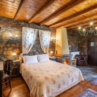 ROUGA Mountain Boutique Suites & Spa – hotel w mieście Palaios Agios Athanasios