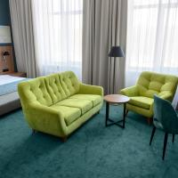 Pellegreen Hotel, отель в Ставрополе