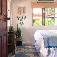 Blue Moon Beach Hut, hotel in Ko Phangan