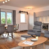 Ferienwohnung mit Seeblick, Unterach am Attersse, Hotel in Unterach am Attersee