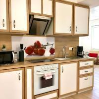 Schlafen wie Zuhause Avianaart Monteur und Ferienwohnung, Hotel in Rahden