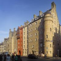 Radisson Blu Hotel, Edinburgh City Centre, отель в Эдинбурге