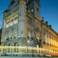 Aloft Liverpool By Marriott, hotel v Liverpoole