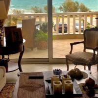 Luxury Beach Flat with Gorgeous Sea View