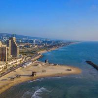 Haifa Almog VIP Hotel Sea View Apartments