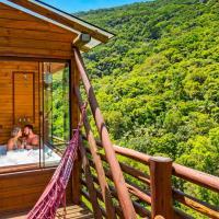 Cachoeira dos Borges Cabanas e Parque, hotel em Praia Grande