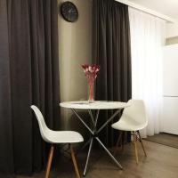 Современная квартира-студия люкс ТРЦ Аврора Центр города