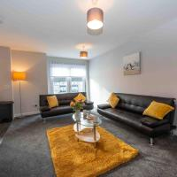 PREMIER - Wishaw En-Suite Apartment, hotel in Wishaw