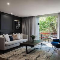 Seven Villa Hotel & Spa, отель в Йоханнесбурге