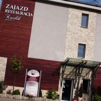 ZAJAZD RESTAURACJA KARLIK – hotel w mieście Radzionków Nowy