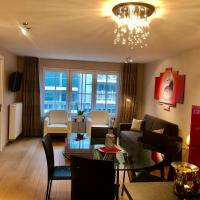 BEL APPARTEMENT, RESIDENCE PRINCE OF WALES KNOKKE
