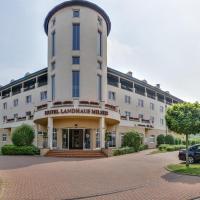 Hotel Landhaus Milser, hotel in Duisburg