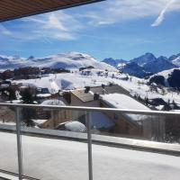 Flat with independent bedroom Les Neiges d'Or - #AH4