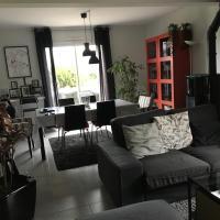 chambres chez Brigitte et Patrick près du Mont st Michel, hotel in Saint-Quentin-sur-le-Homme