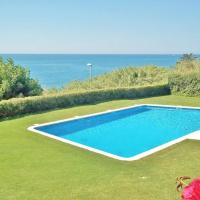 Elegant Holiday Home in Sant Pol de Mar with Swimming Pool