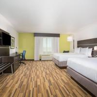Holiday Inn Express & Suites - Rapid City - Rushmore South, hotel v destinaci Rapid City