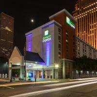 Holiday Inn Express New Orleans Downtown, an IHG Hotel, Hotel in New Orleans