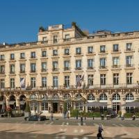 InterContinental Bordeaux Le Grand Hotel, hotel in Bordeaux