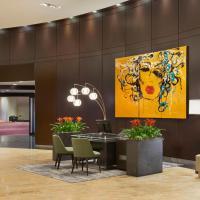 多倫多中心洲際酒店,多倫多的飯店
