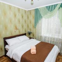 Трёхкомнатная квартира рядом с ЭФКО, отель в Алексеевке