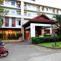 Nana Buri Hotel, hotel in Chumphon