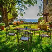 Podere Tignanello, hotell i Montefiridolfi