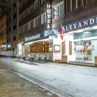 Budget Hotel Alexander