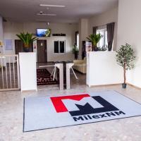Ubytovňa Milex, hotel v Novom Meste nad Váhom