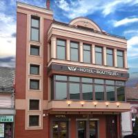 "Hotel "" BOUTIQUE "", hotel in Uzhhorod"
