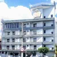 Hotel do Papa, hotel em Aparecida