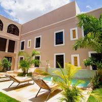 Hotel Merida, hotel in Mérida