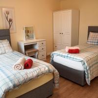 Derg Valley Apartments, hotel in Castlederg