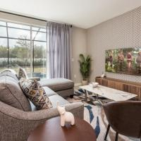 Enjoy Orlando With Us - Le Reve - Feature Packed Relaxing 4 Beds 3.5 Baths Townhome - 6 Miles To Disney