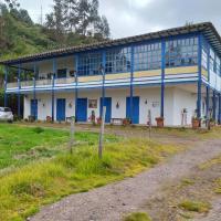 Peñaflor camino al Santuario de las Lajas