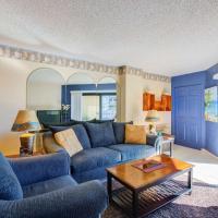 Sunglow Resort Condo Unit #204, hotel in Daytona Beach Shores