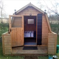 Rum Bridge 'Hazels' Pet Friendly Glamping Pod