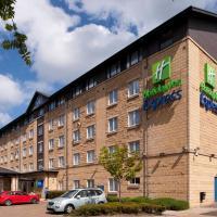 Holiday Inn Express Edinburgh - Leith Waterfront, an IHG Hotel, хотел в Единбург