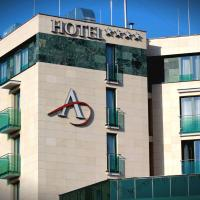 Alexandra Hotel, hotel en Púchov