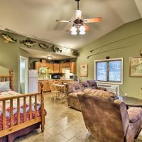 Guntersville Lake Home with Covered Boat Slip!