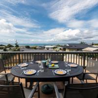 Virtue Haven Views - Karikari Peninsula Holiday Home, hotel in Tokerau Beach